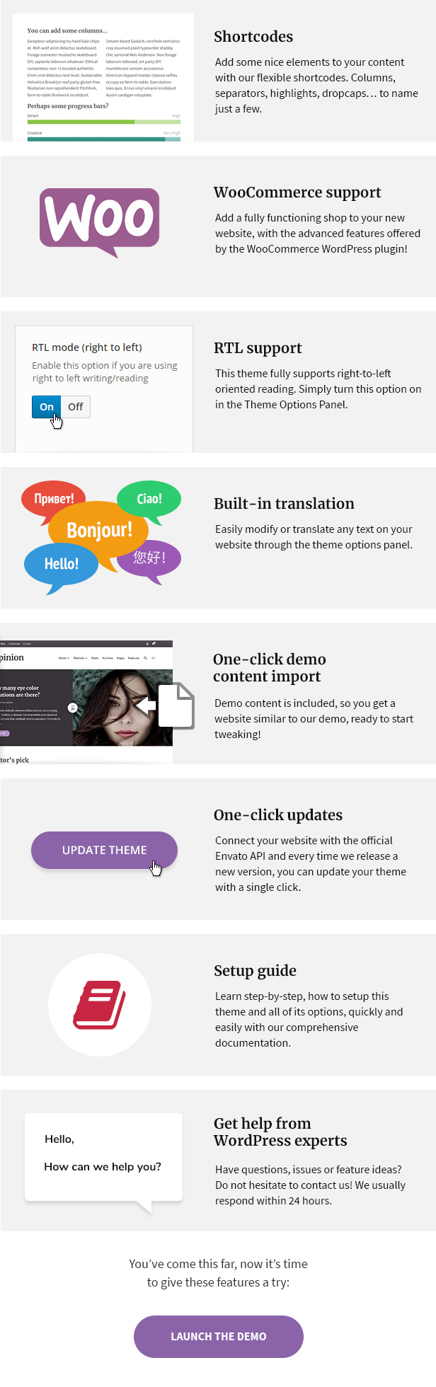 Original - Modern News & Magazine Style WordPress Theme