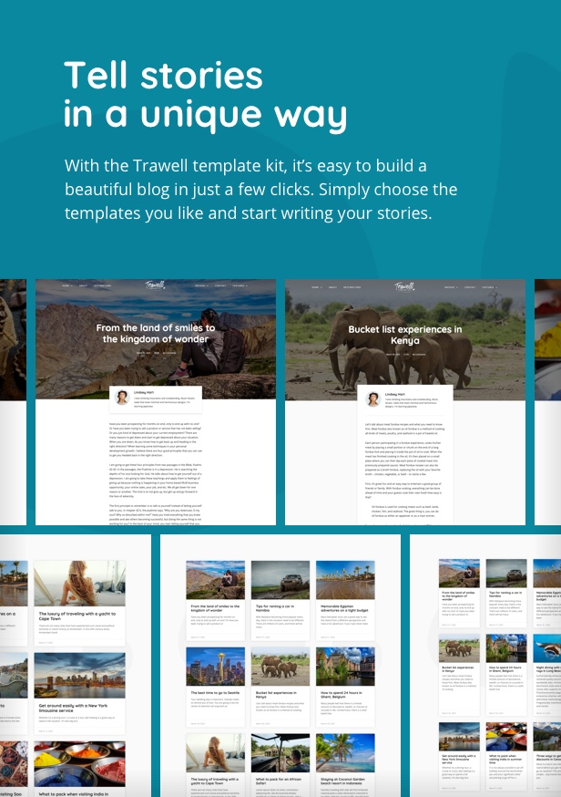 trawell_tk_04_v3 Trawell - Travel Blog Elementor Template Kit theme WordPress